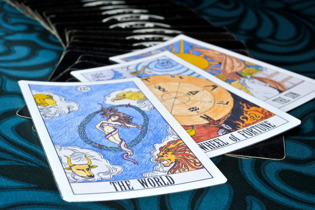 Kartenlegen Karten